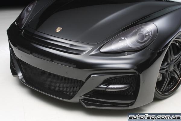 WALD Porsche Panamera
