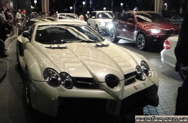 FAB Design SLR McLaren Desire