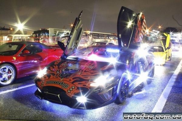 Lamborghini Murcielago тюнинг