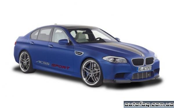 AC Schnitzer BMW F10M M5 ACS5 Sport