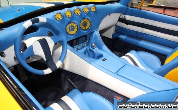 Wiesmann Roadster MF3 Scuba Mobil