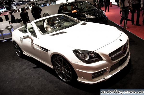 Carlsson Mercedes-Benz SLK R172
