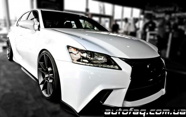 Lexus GS F Sport Concept