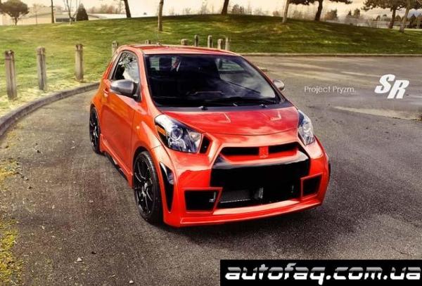 SR Auto Group Scion IQ Pryzm