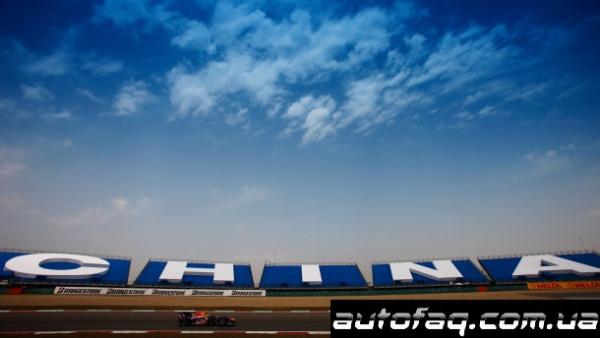 Гран При Китая 2012 Формула 1