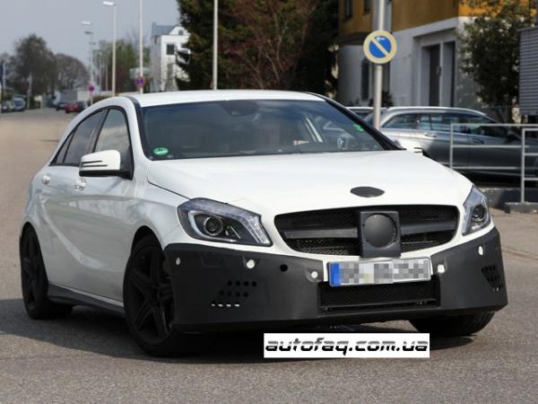 Mercedes-Benz A25 AMG