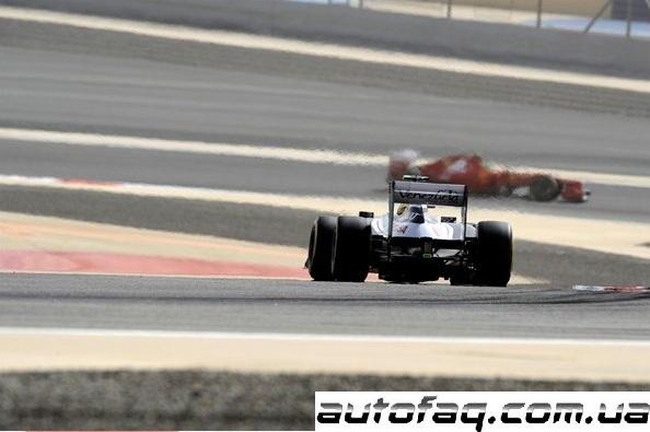 гран-при Бахрейна 2012 Формула 1
