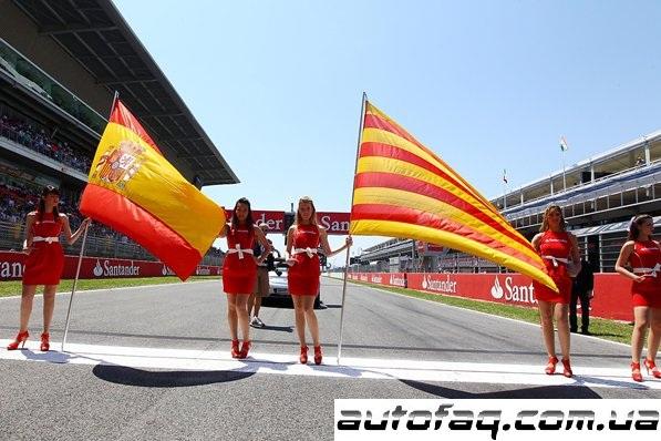 гран-при Испании 2012 квалификация