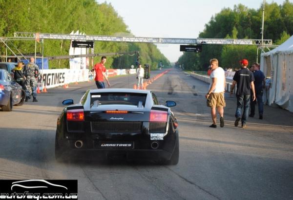 Lamborghini Gallardo Nera UGR TT