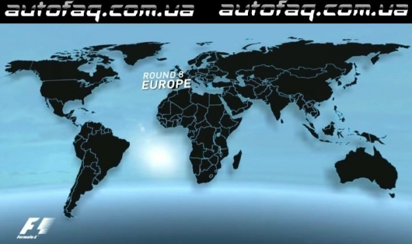 гран при Европы 2012 результаты гонки