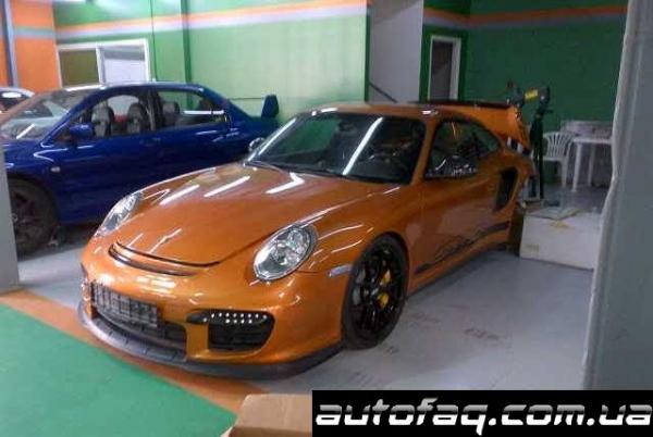 Protomotive Porsche 911 GT2
