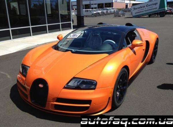 Bugatti Grand Super Sport Viteese