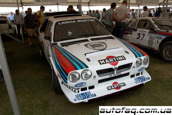 Martini Racing Lancia Delta S4