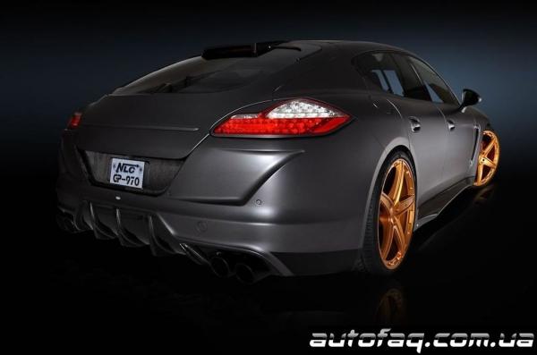 NLC Porsche Panamera Konzept GP-970