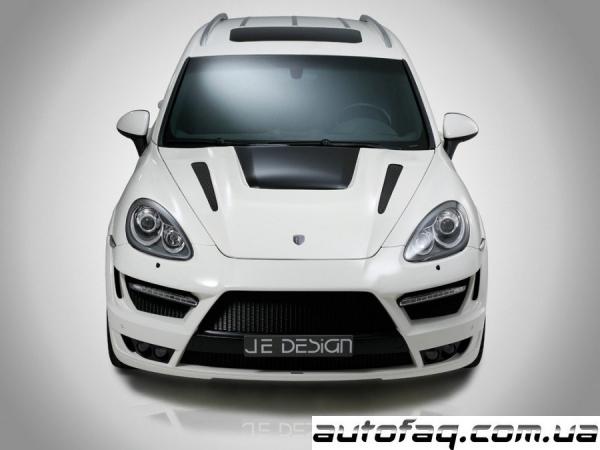 JE Design Porsche Cayenne Progressor