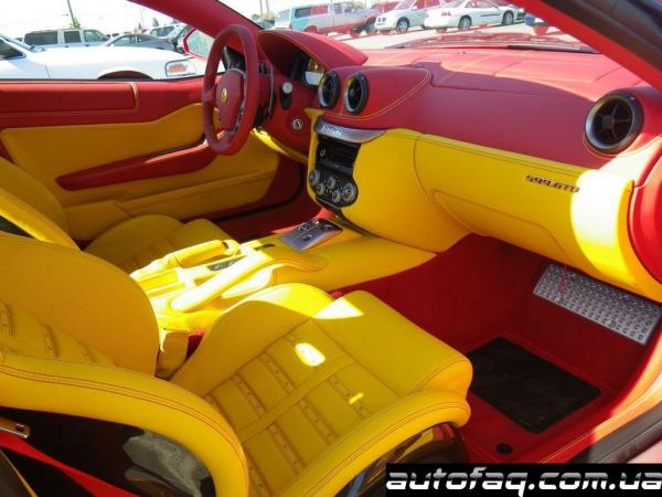 Ferrari 599 GTB McDonalds