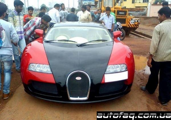 реплика Buagtti Veyron