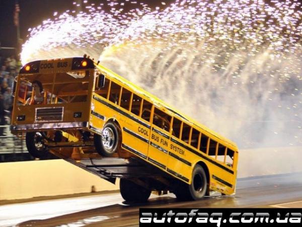 Cool Bus автобус драгстер