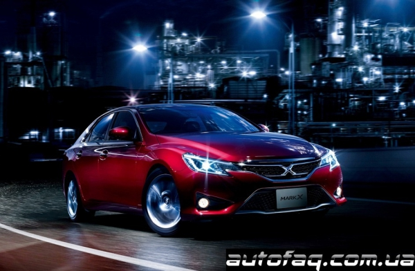 Toyota Mark X 2013