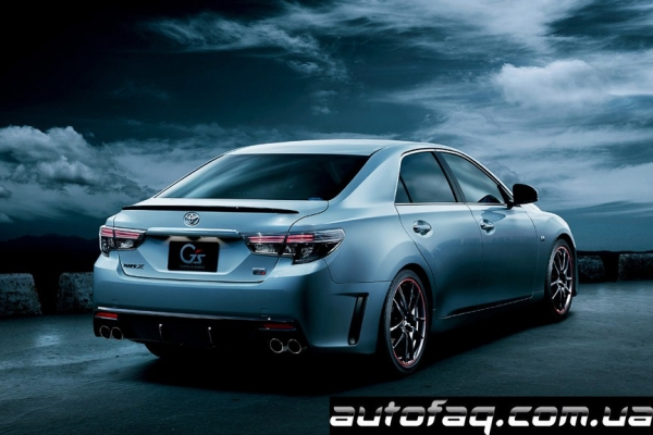 Toyota Mark X G's 2013