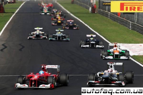 гран при Италии 2012 результаты гонки
