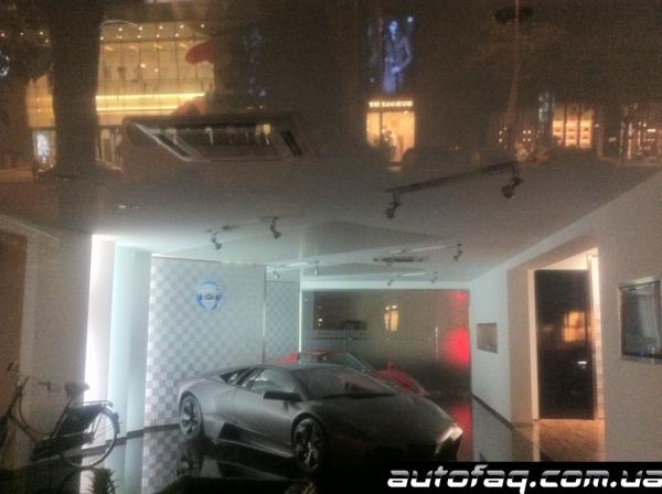 Lamborghini Reventon в Китае