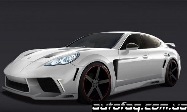 ONYX Design Porsche Panamera GST