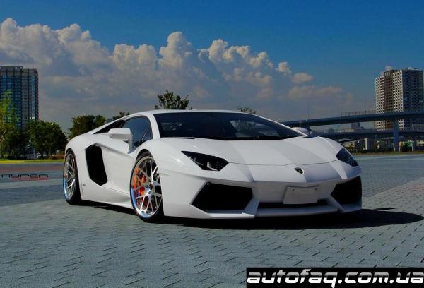 Power Craft Lamborghini Aventador