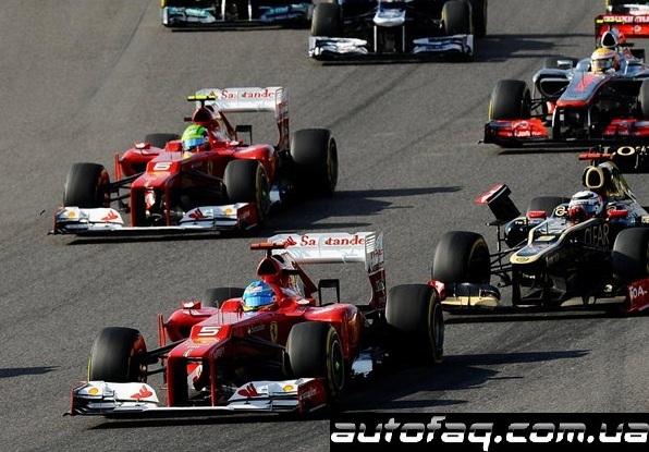 гран при Японии 2012 результаты гонки