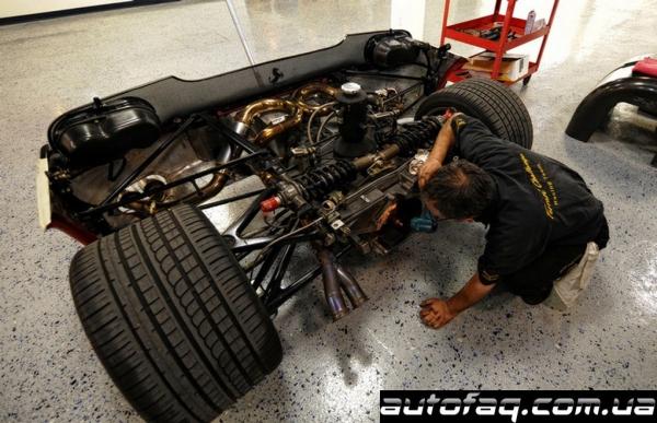 сцепление Ferrari F50