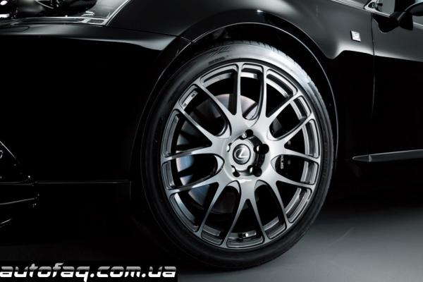 TRD Lexus LS F Sport