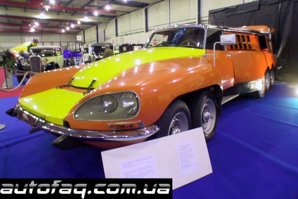 Citroen DS PLR 1000 Michelin