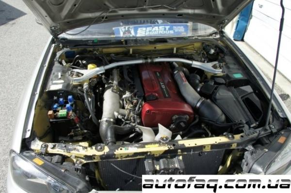 Nissan GT-R R34 Двойной Форсаж