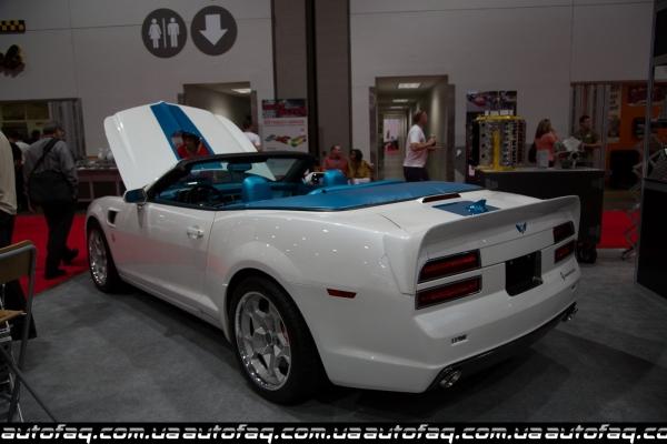 Lingenfelter Camaro TA Concept Car
