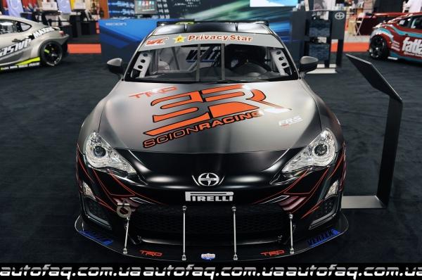 Scion FR-S SCCA World Challenge