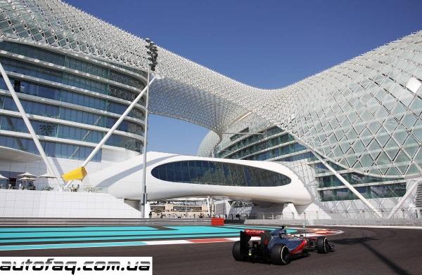 гран при Абу-Даби 2012 квалификация