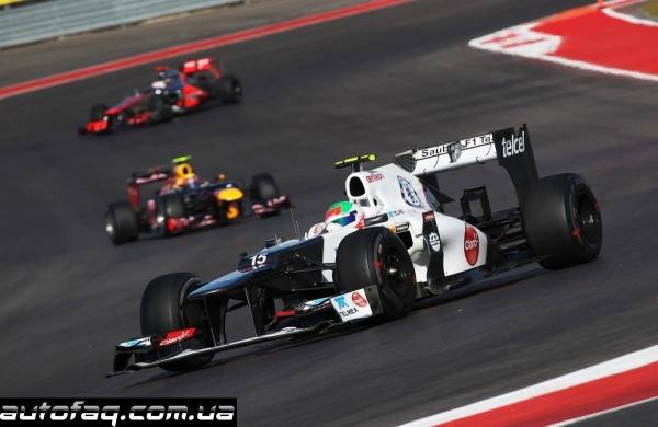 Гран При США 2012 квалификация