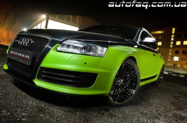Vilner Audi RS6 Avant