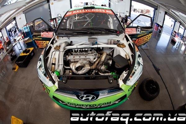 Hyundai Veloster Turbo Rhys Millen