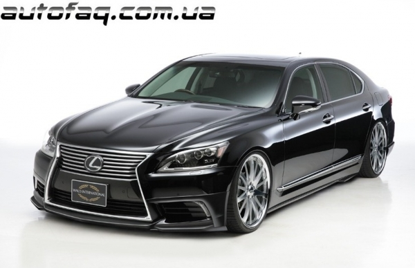 Wald International Lexus LS 2013