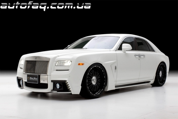 Wald Rolls-Royce Ghost Black Bison