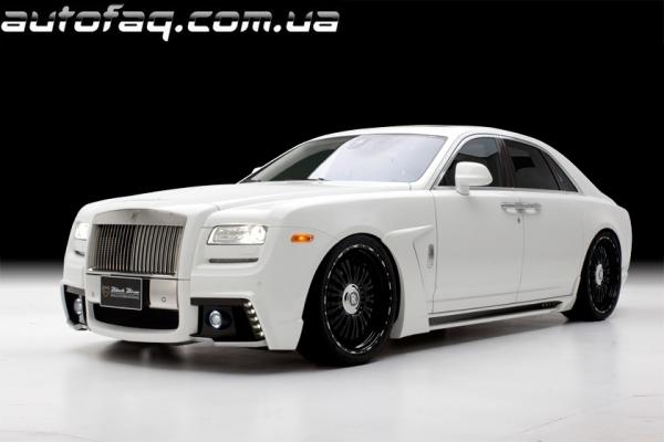 Wald Rolls-Royce Ghost Black Bison