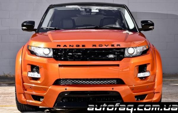 Ultimate Auto Range Rover Evoque