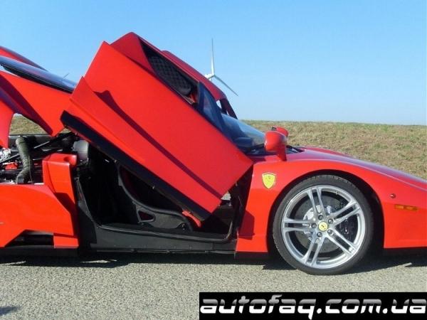 фейковая Ferrari Enzo