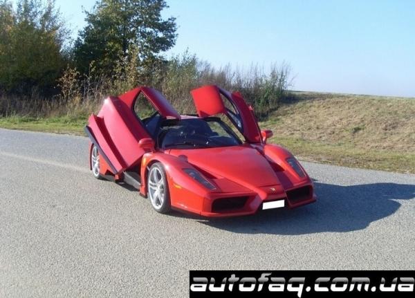 Реплика Ferrari Enzo