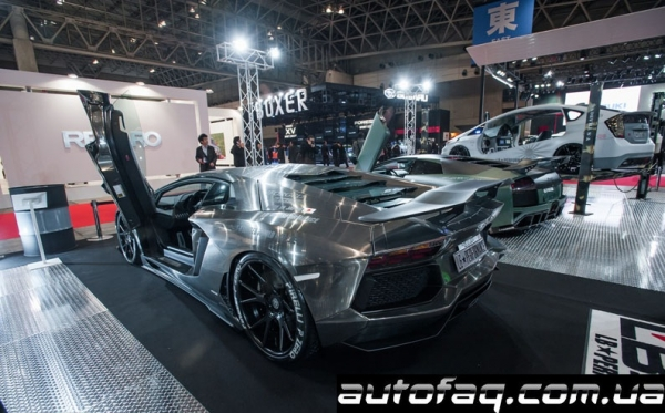 LB Performance Lamborghini Aventador