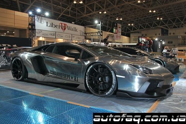LB Performance LB-R Aventador