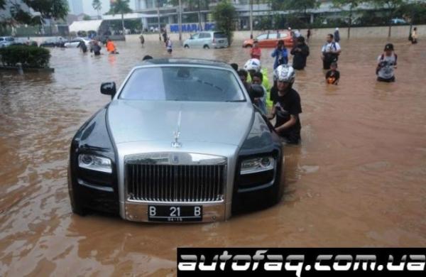 Джакарта Rolls-Royce Ghost