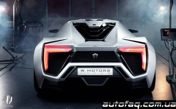 W Motors LykanHypersport