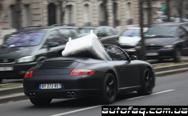 Porsche прикол